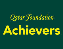 Qatar Foundation Achievers Campaign