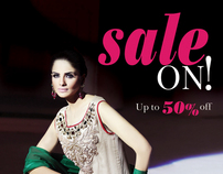 Chinyere Summer 2012 Sale Campaign