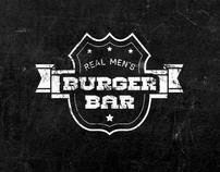 REAL MEN'S BURGER BAR