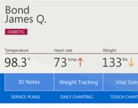 Smart Chart - Health monitoring app (iPad)