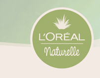 L'Oréal Naturelle | cosmetic range for LOHAS