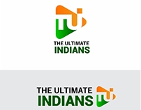 Logo For The Ultimate Indians Youtube Group