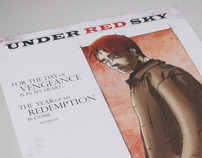 Under Red Sky Promotional Poster