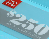 Glasses.com Gift Card - Ellen