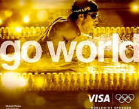 POV- Visa's Sponsorship of the Olympic Games