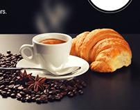 Newsletter - Convite Café da Manhã