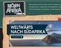 Björn in Afrika