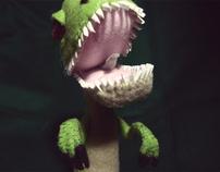 Vicious Velociraptor