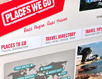Places We Go Website