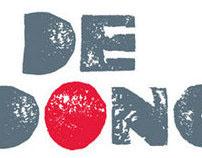 Natuurtheater De Donck - Logo design