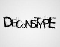 Deconstructive Typography