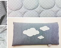Nursery Bedding Collection Design for Mudo Concept