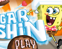 SpongeBob SquarePants Splash Screen