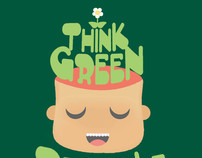 Think Green : Recycle