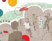 New illustration - Summer 2012 - editorial etc.