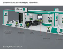 Exhibition Stand (Abu Dhabi)