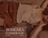 24H WITH... - bohemia summer nap