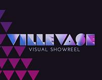 VISUAL SHOWREEL