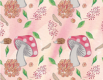 Woodland Mini Pattern Collection