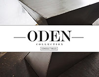 ODEN COLLECTION - Console Tables