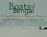 Boats of Bengal - A travel photography series