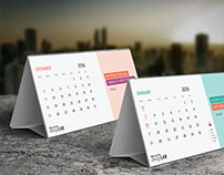 2016 Design Studio Calendar