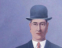 René Magritte - Animated paintings