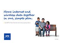 MTS Total Internet