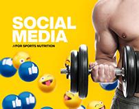Social Media for sports nutrition
