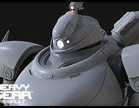 Heavy Gear Assault: Gears