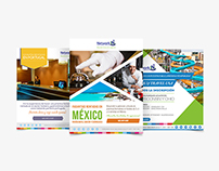Network - Newsletters y e-flyers