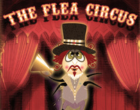 Kartoon - The Fleas Circus