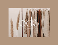 Odebyrebecca - Brand Identity Design