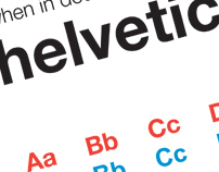 Type Comparison Poster