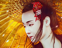Golden Geisha