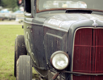European Hotrod & Custom Show - Chimay 2012