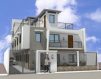 3 Storey Apartment Residence w/ RD (5-Door)