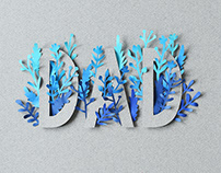Father's Day | Paper art