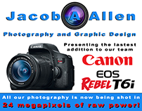 Promotion of My New Canon Rebel T6i, 2016