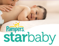 Pampers Star Baby