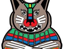 Project - Totem Pole, Digital Illustration, Spring 2012
