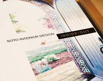 Interior Design Collateral