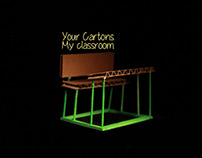 Your Cartons, My Classroom