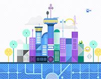 IBM Smart City *Student Work*