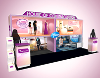 Pfizer OGSM Booth
