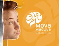 Mova Medova — website