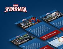 Spider-Man Kids Website