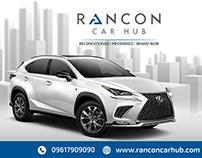 Car Ad design