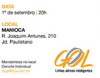 Save the Date Gol