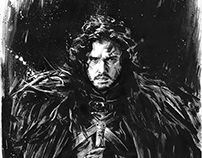 Illustration - Game of Thrones